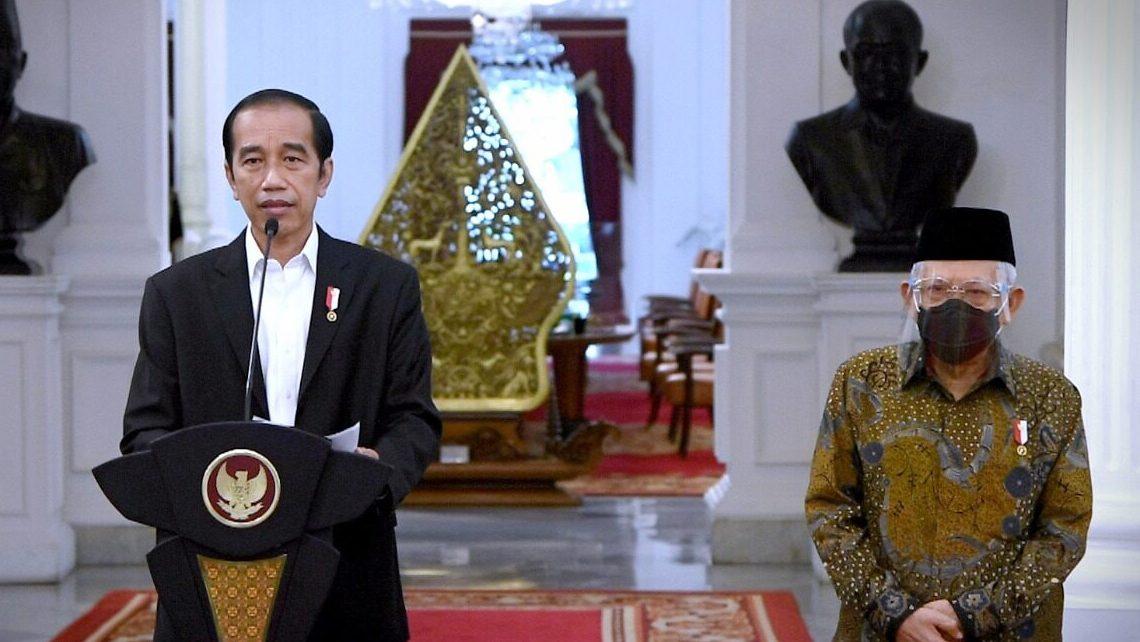Presiden Jokowi Kecam Aksi Pengusiran dan Kekerasan Israel